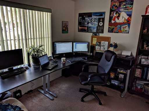 How to Set Up a Home Office You Love