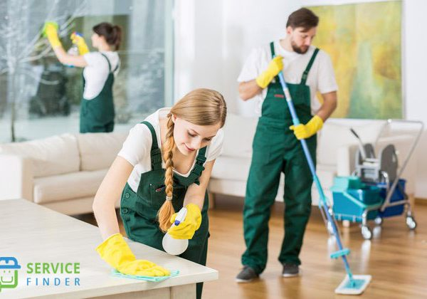 Is it time for cleaning and window cleaning or moving cleaning?