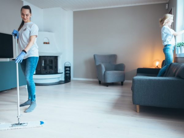 How much does moving cleaning cost? Here you will find the answer!