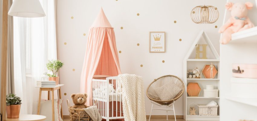 7 beautiful wallpapers for the children's room to be inspired by !